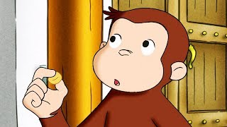 Curious George 🐵Curious George Paints The Desert 🐵Kids Cartoon 🐵 Kids Movies 🐵Videos for Kids