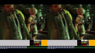 Final Fantasy XIII XBOX360 vs. PS3 Part.1