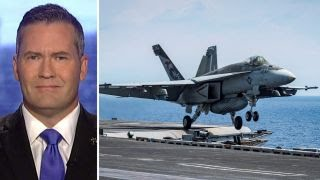 Waltz: US didn't have choice but to take Syrian jet down