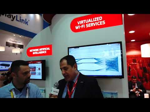 Network Artificial Intelligence & Virtualized Wi-Fi Services - Intracom Telecom (MWC 2018)