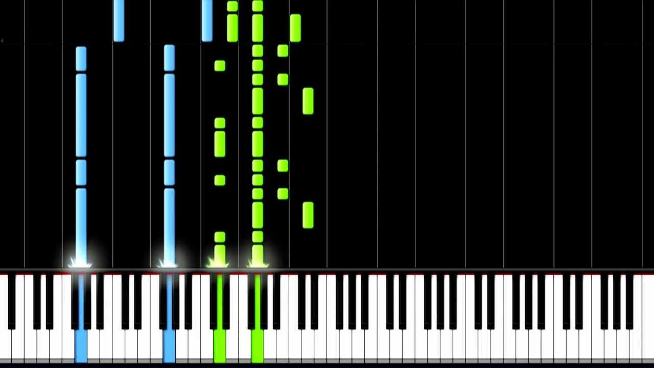 how to play time of your life on piano