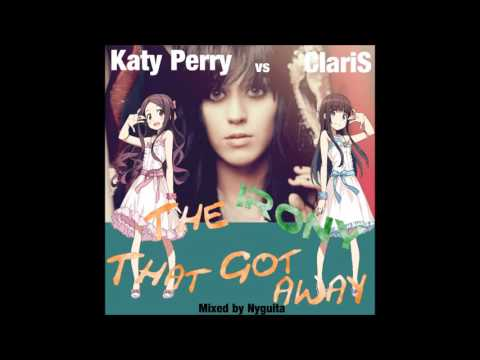 Katy Perry x ClariS - The Irony That Got Away (Mashup by Nyguita)