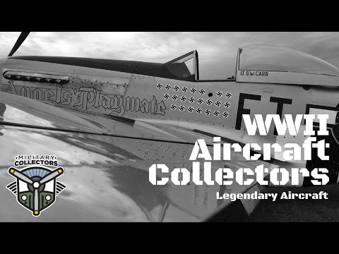 Military Collectors : WWII Aircraft Collectors