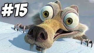 Ice Age 2: The Meltdown Walkthrough | Sloth Village / Glacier | Part 15 (Xbox/PS2/Gamecube)