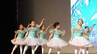 Lavender's Blue Dilly dilly - Ballet dance by Rheena Cassandra Panganiban