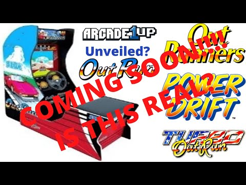 Arcade1up Leak?: Out Run sit down arcade picture possibly leaked! from PsykoGamer
