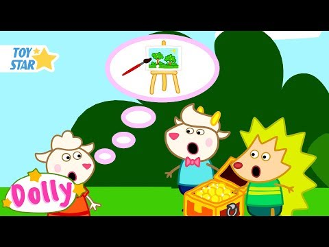 Dolly & Friends Funny New Cartoons Videos For Kids | Season 2 | Compilation #285