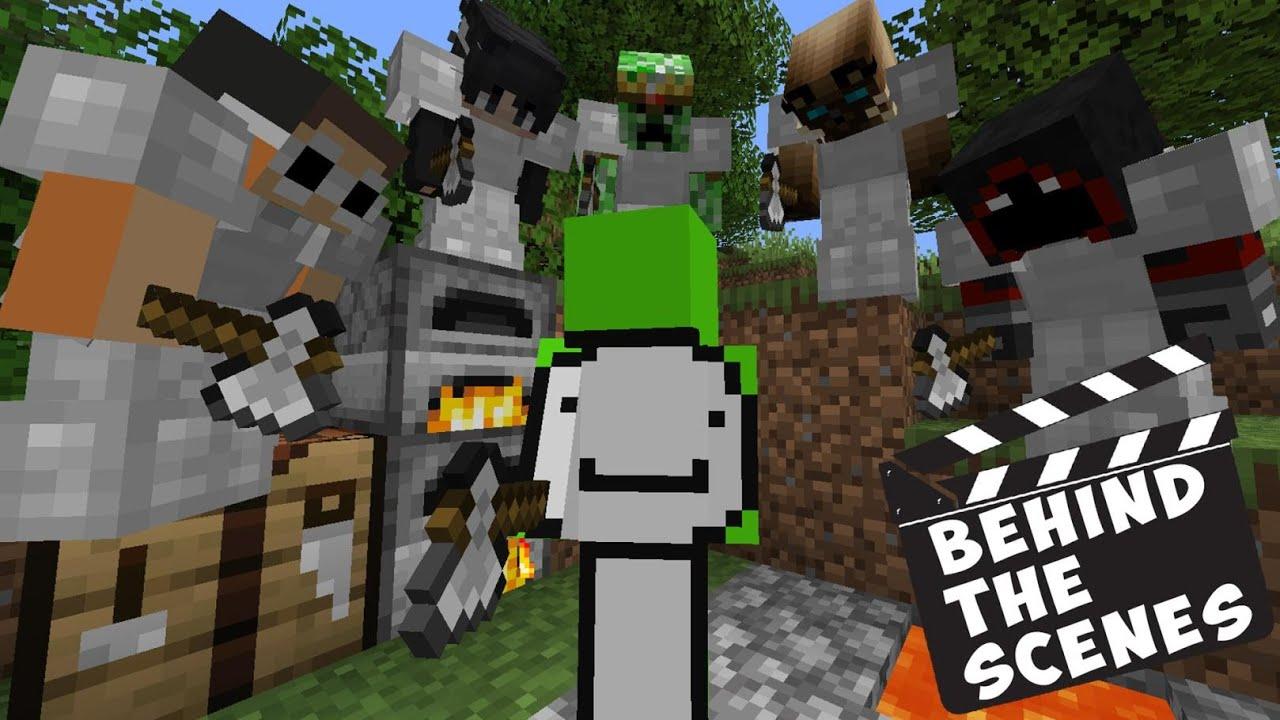Download Dream - Minecraft Manhunt Extra Scenes (5 Hunters FINALE)