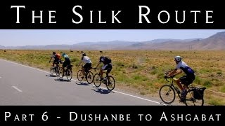 Cycling the Silk Route - Part 6