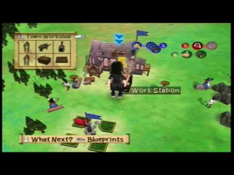 A Kingdom For Keflings Xbox 360 Gameplay