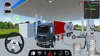Kamyon Kargo Simülator 2019: Türkiye || Cargo Simulator 2019: Turkey - Android Gameplay FHD