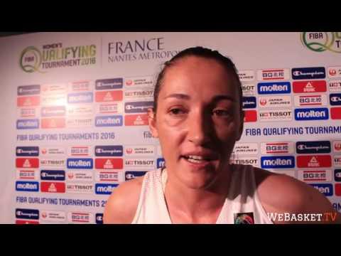 Laia Palau et l'Espagne ont décroché leur ticket pour Rio