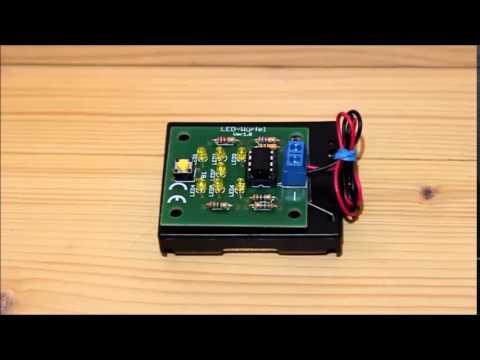 LED-Würfel - YouTube