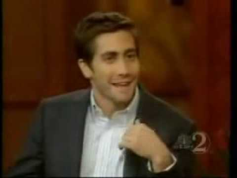 Jake Gyllenhaal Funny interview