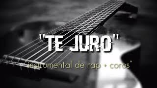 BASE DE RAP BOLERO 2- TE JURO + COROS - USO LIBRE | CASE G BEATS