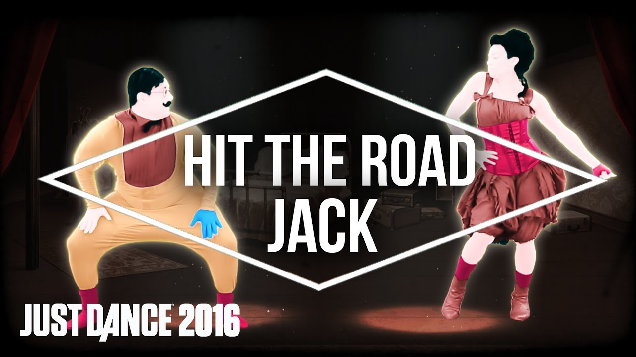Just dance 2016 hit the road jack by charles percy official us