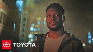 homepage tile video photo for Meet Daryl Homer: Team Toyota Olympic Fencer | Toyota