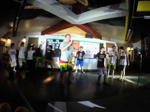 Mid Pacific Institute Senior Camp c/o 2015- Cabin 25 Killing It