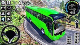 Autobús Turístico Subiendo Colinas - Bus Simulador screenshot 2
