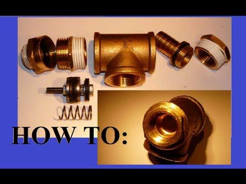 How to make a QEV/piston valve (explicit)