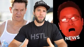 Mark Wahlberg hates CrossFit