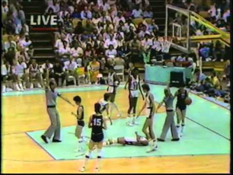 1984 Olympic Games - Women's Basketball Final - USA v KOR