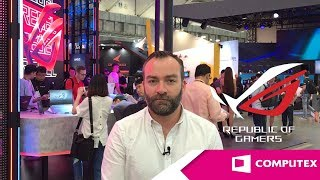 [Cowcot TV] COMPUTEX 2019 : Le stand ASUS