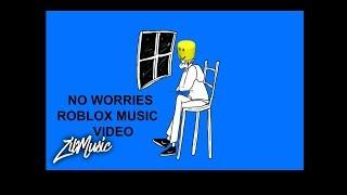 Lil Loski- Keine Sorgen ( Roblox Musik Video )