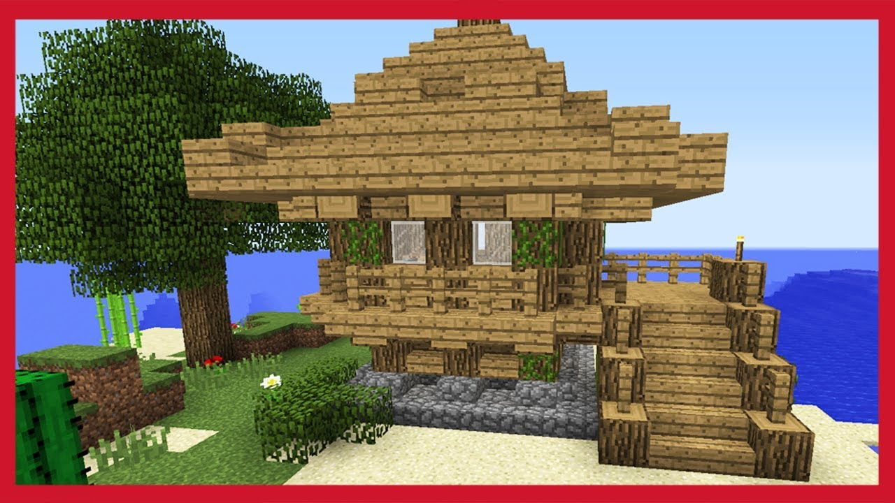 Minecraft come costruire una casa medievale youtube for Costruire una casa in economia