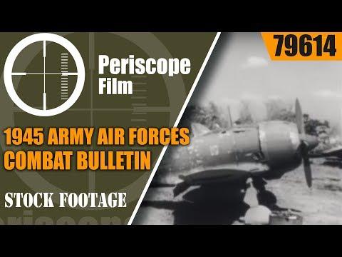1945 ARMY AIR FORCES COMBAT BULLETIN 84 GERMAN ARADO AR 234 BLITZ BOMBER 79614