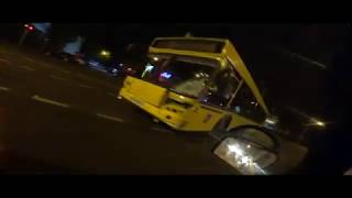 Сила В Автобусе Брат !