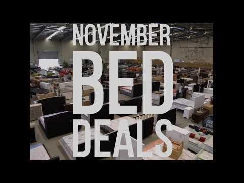 Bed Clearance Warehouse Furniture Clearance November