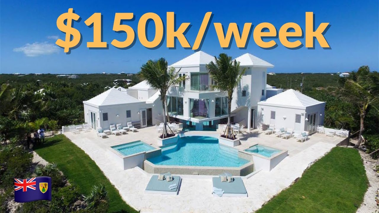 Pearls TCI Luxury Vacation Villa