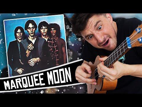 [ Television ] Marquee Moon - Ukulele Medley