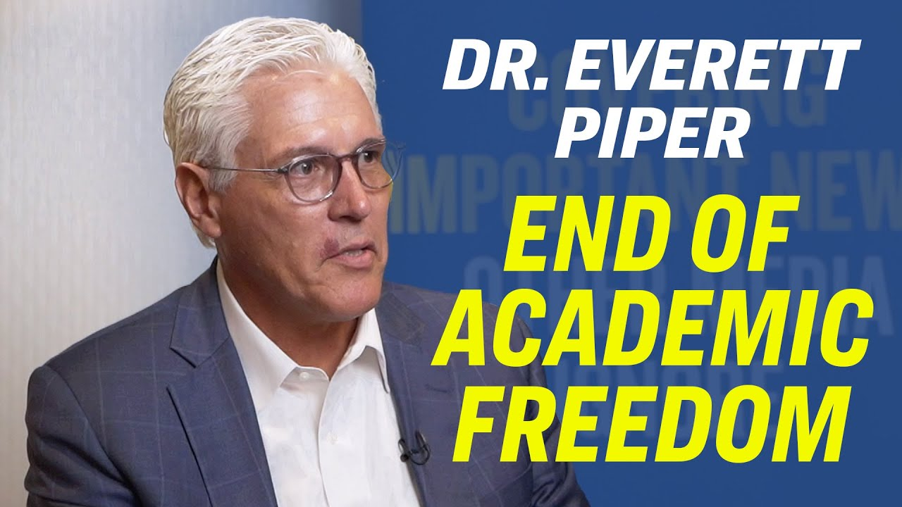 American Thought Leaders Ideological Fascism is Prevailing in Higher Education—Dr. Everett Piper