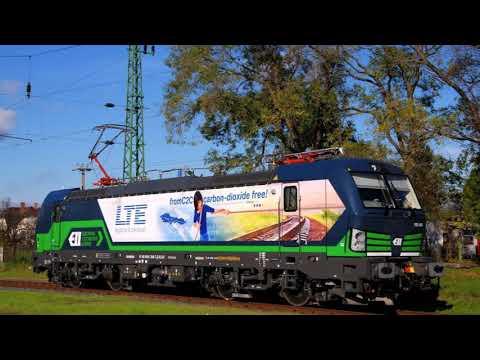 European Loco Leasing - Siemens Vectron