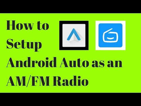 How to Use your Smartphone as an AM/FM Radio with Android Auto