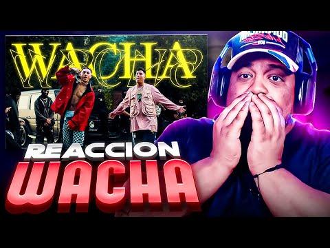 REACCIONANDO KHEA x DUKI - WACHA (Official Video)   MrVargasTv