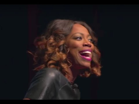The wait is sexy | Yvonne Orji | TEDxWilmingtonSalon