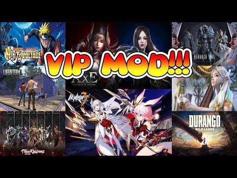 4 Tempat Dowenload Game Android VIP MOD GRATIS Dan Cara Dowenloadnya