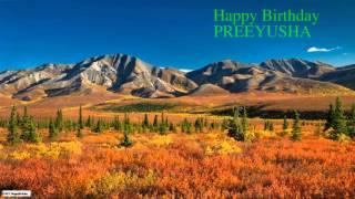 Preeyusha   Nature & Naturaleza