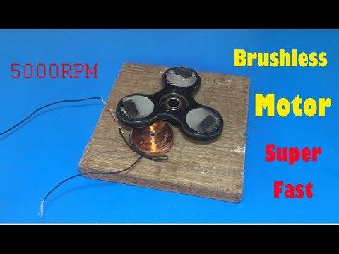 High speed brushless motor , 5000RPM DC motor , pule motor , magnet motor