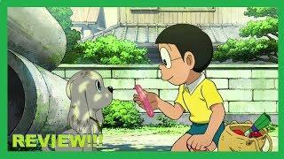 Doraemon the Movie Nobita The Explorer (Anime Movies REVIEWED) ft. Dora Chan