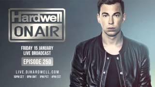 Hardwell On Air 250 (Announcement) #HOA250 live.djhardwell.com