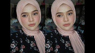 MUA Bellaz : Simple Makeup Pi Kenduri, Jangan Over Kalahkan Pengantin Sekadar Naikkan Seri Muka Jaa