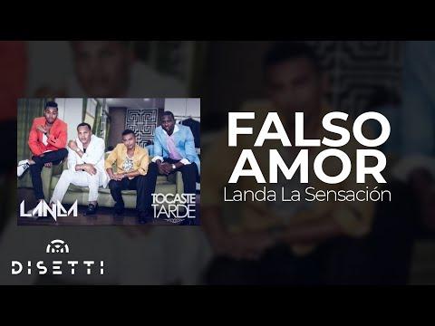 Landa La Sensacion - Falso Amor - Ft Los Renacientes - Salsa Urbana  2016