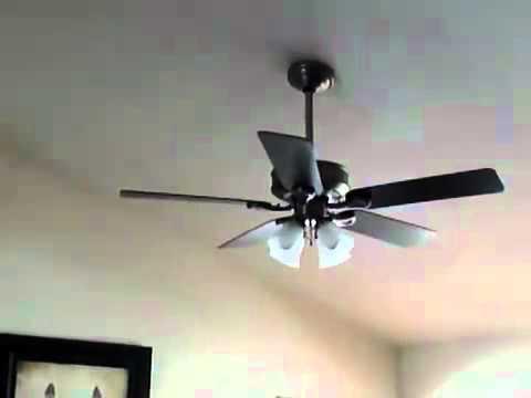 Вентилятор или люстра?