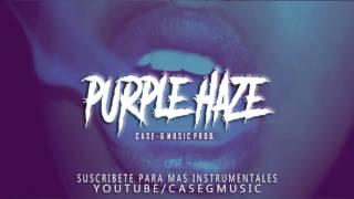Base de rap - purple haze  - hip hop beat instrumental