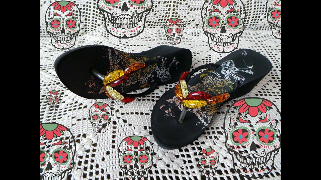 Летняя женская обувь с сайта Aliexpress. - YouTube