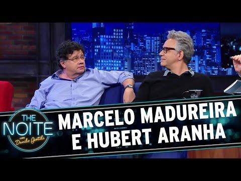 The Noite (11/12/15) - Entrevista Com Marcelo Madureira E Hubert Aranha